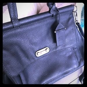 TOD'S bag excellent condition. Broken in, like new